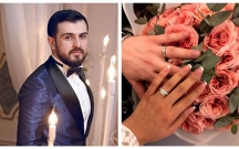 Azərbaycanlı aparıcı nişanlandı