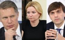 Putinin yeni təyin etdiyi nazirlər...