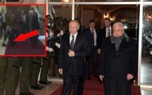 Putinin fələstinli əsgərə jesti dünya mediasının diqqətində