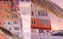 9-cu mərtəbədən yıxıldı, ayağa qalxıb gəzdi