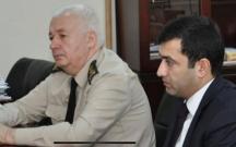 General-leytenant Etibar Mirzəyev avstriyalı qonaqları qəbul etdi