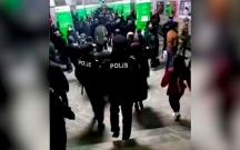 Bakı metrosunda ciddi sıxlıq