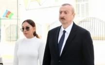 Dörd ölkənin kinematoqrafları Prezidentlə xanımına müraciət etdi