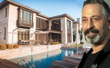 Cem Yılmaz lüks villasını 2 milyona satır