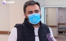 """""""Həkimlər sayəsində boğulmanın öhdəsindən gələ bildim"""""""
