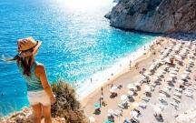 Antalyaya 1 həftədə 27 mindən çox turist gedib