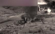 Erməni müdafiəsinin dərinliyindəki ehtiyatlar və canlı qüvvə məhv edildi -Video