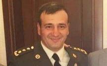Şəhid general Polad Həşimovun fotosu