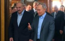 Lukaşenko Putini böyük qardaşı adlandırdı