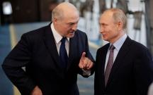 Putin Lukaşenkoya zəng edib