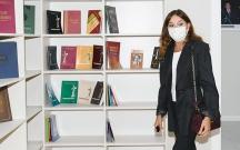 Mehriban Əliyeva Bülbülədə açılışa qatıldı