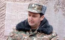 """Qondarma rejimin """"müdafiə naziri"""" döyüşlərdə yaralandı"""