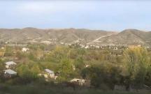 Qubadlının azad olunan Qiyaslı və Sarıyataq kəndindən
