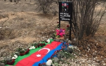 Allahverdi Bağırovun məzarında illər sonra Azərbaycan bayrağı