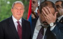 Sarkisyan Paşinyanın qərarını rədd etdi