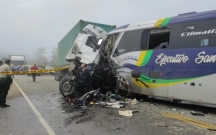 Ekvadorda yol qəzası: azı 9 ölü, 20-dən çox yaralı