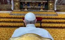 Vatikan tarixində bir ilk