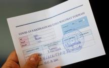 COVID pasportunu rüşvətlə almaq istəyənlərə