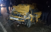 Bərdədə yol qəzasında bir ailənin 5 üzvü yaralandı