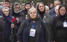 300-ə yaxın şəhid anasının iştirakı ilə yürüş keçirildi