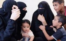 Ailələri İŞİD üzvü olan 38 uşaq İraqdan Azərbaycana təhvil verilib