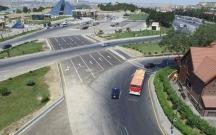 Avtovağzalda yeni yol salındı