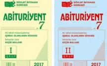 """""""Abituriyent"""" jurnalının yeddinci nömrəsi çapdan çıxıb"""