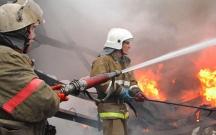 Daşkəsəndə 5 nəfər evdə yanaraq öldü