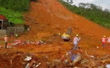 Syerra-Leonedə təbii fəlakətdə ölənlərin sayı 409-a çatdı