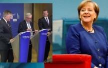 Merkel Yunkerə zəng etdi, o isə telefonu söndürdü