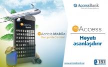 AccessBank-la səyahət etmək daha asandır