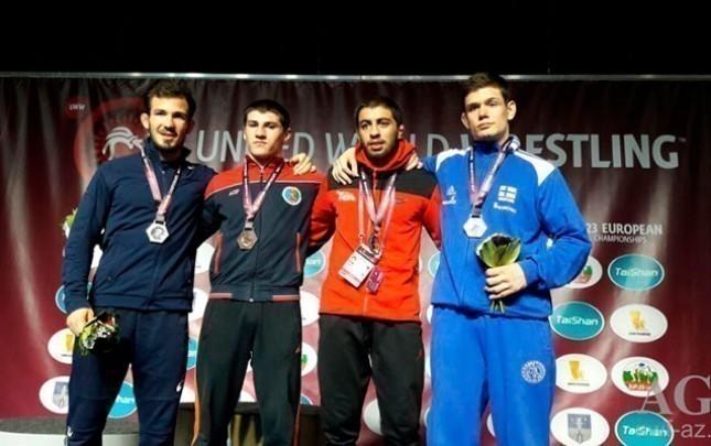 Teymur Məmmədov Avropa çempionu oldu