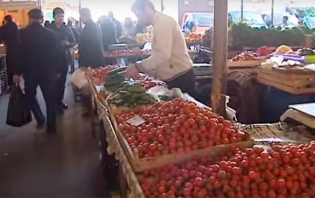 Pomidor ucuzlaşıb