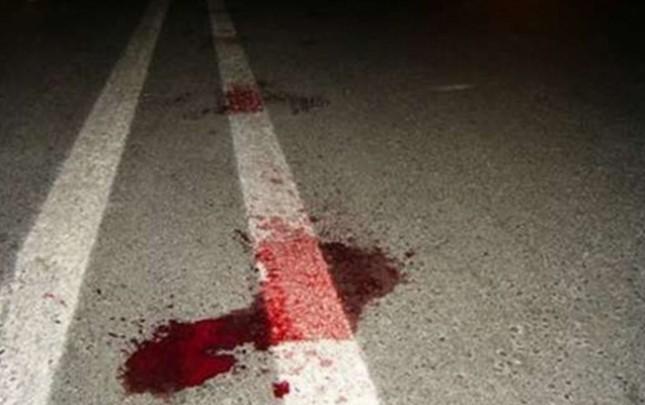 Piyada xətti ilə keçən 4 nəfər vuruldu, 1-i öldü