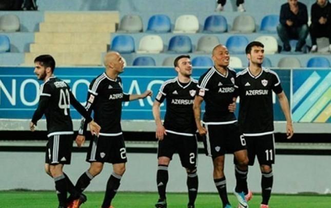 """""""Qarabağ"""" mərkəzi oyuna 5 itki ilə yollandı"""
