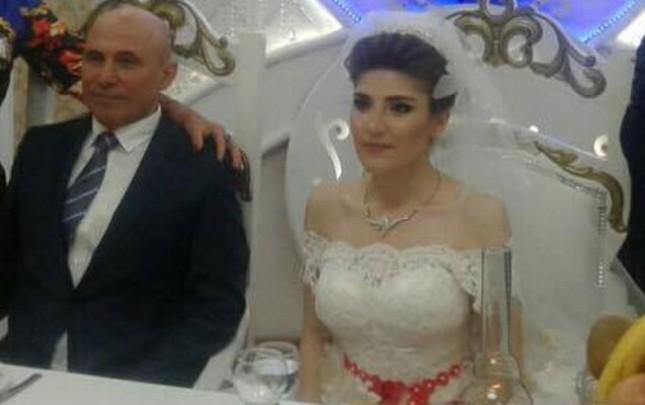 60 yaşlı azərbaycanlı polkovnik 4-cü dəfə evləndi