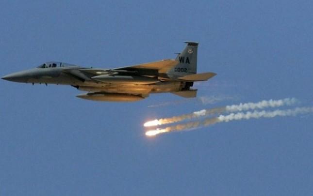 İsrail HƏMAS-ın mövqelərini vurub