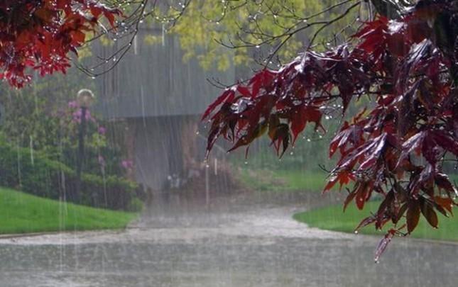 Bakıya yağış, rayonlara dolu...