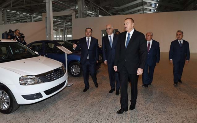 """""""Əsas məqsədimiz idxaldan asılılığı azaltmaqdır"""""""