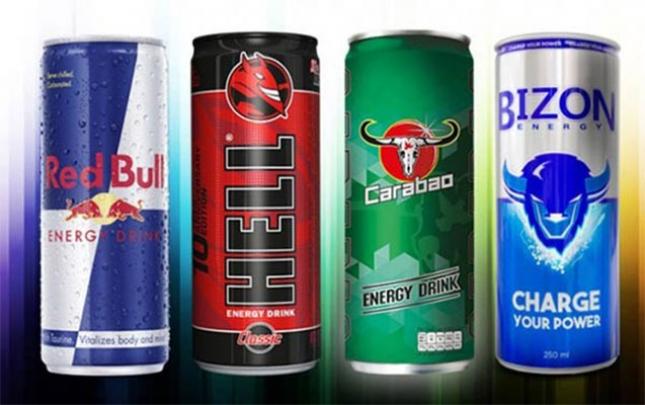 Enerji içkiləri problemi böyüyür