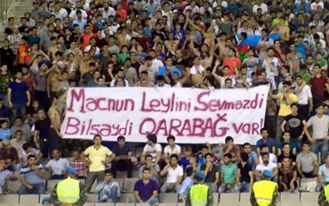 """Polisdən """"Qarabağ""""ın oyunu ilə bağlı"""