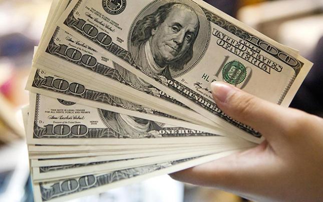Mərkəzi Bankda dollar hərracı keçirilib