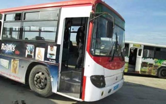 Bakıda marşrut avtobusu piyadanı vurdu, öldü