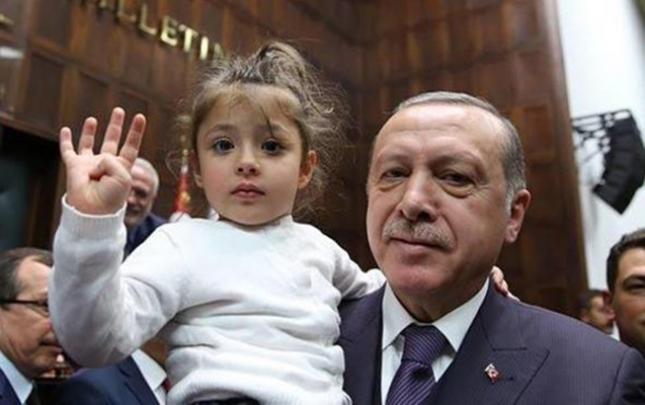 """""""Tayyip dədə"""" çağırdı, Ərdoğan çıxışını yarıda kəsdi"""