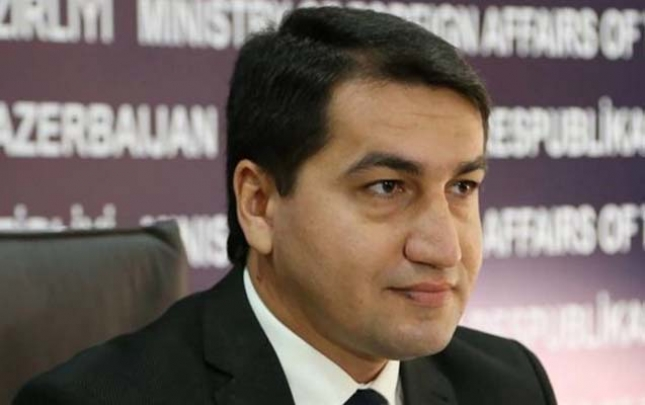 """""""Ermənistan """"dəvəquşu siyasəti""""nə son qoymalıdır"""""""