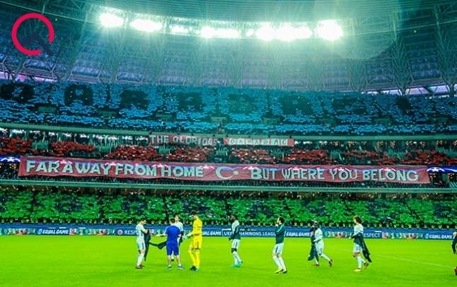 """""""Qarabağ""""dan möhtəşəm xoreoqrafiya"""