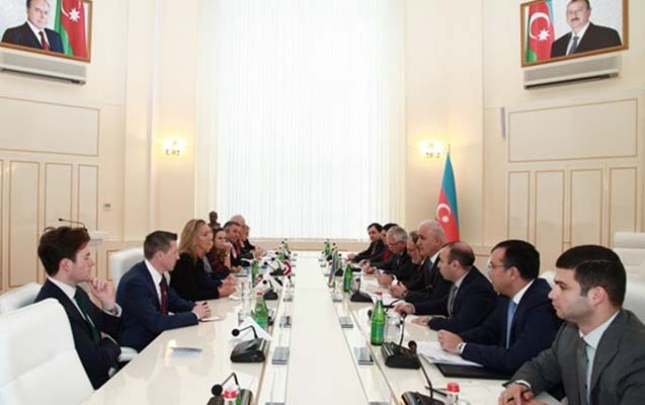 Azərbaycanla Britaniya arasında protokol imzalandı
