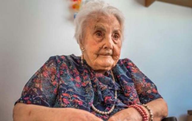 Avropanın 117 yaşlı sakini öldü