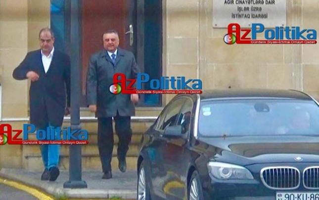 Eldar Mahmudovla Çovdarov üzləşdirildi