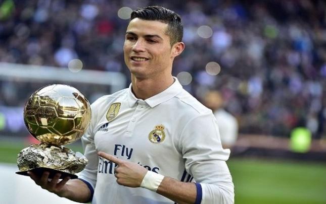 Ronaldo ilk dəfə açıqladı